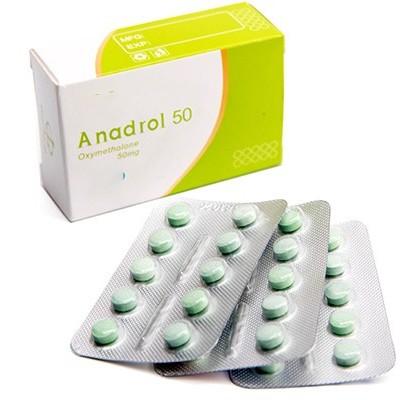 Anadrol-50 (Oxymetholone)